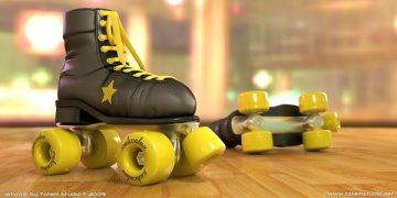 roller blades