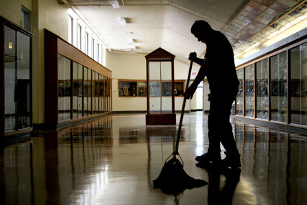 janitorial cleaners maumee