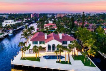 fort lauderdale beach homes for sale
