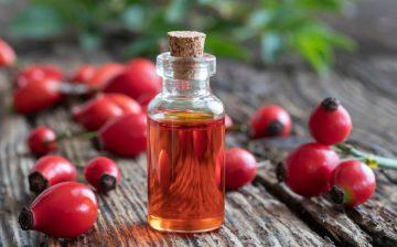Botanical oil for skin