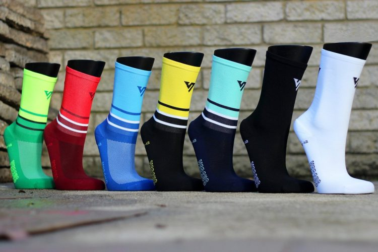Trendy socks for kids and ladies