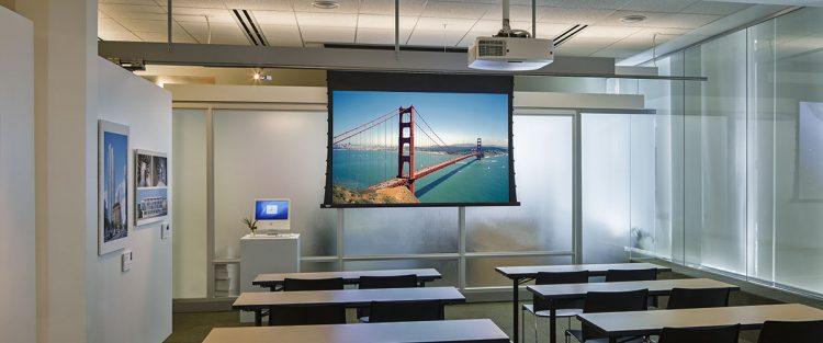 projector screens singapore