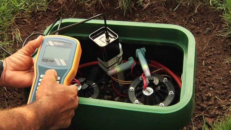Irrigation Management - A 2 Wire Irrigation System