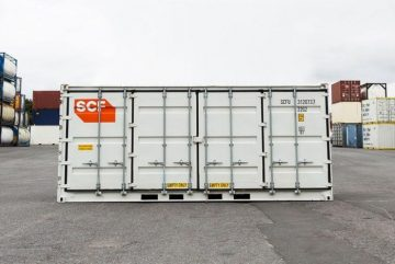 Steps to be followed while renting leasing Containers