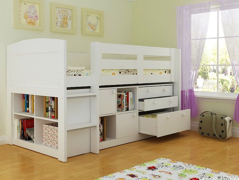 Bunk Beds For Small Places