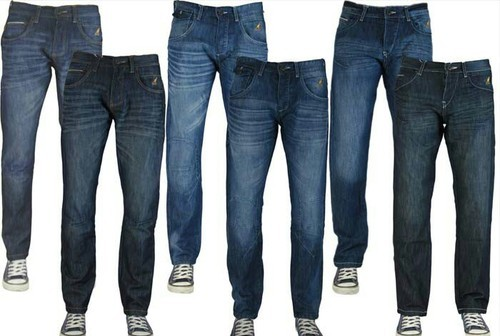The six cuts of male pants according to body type